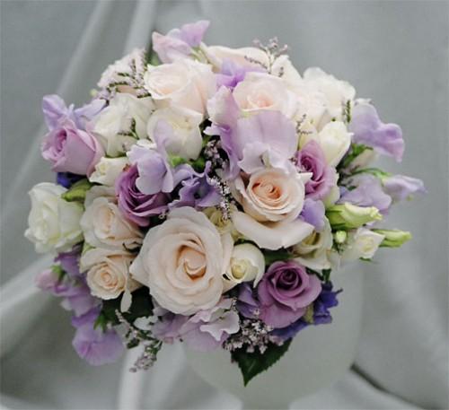 свадебный букет фото 16