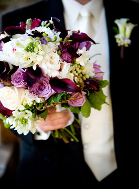 свадебный букет фото 12