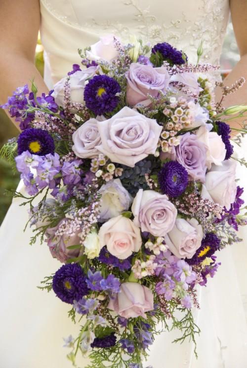 свадебный букет фото 23