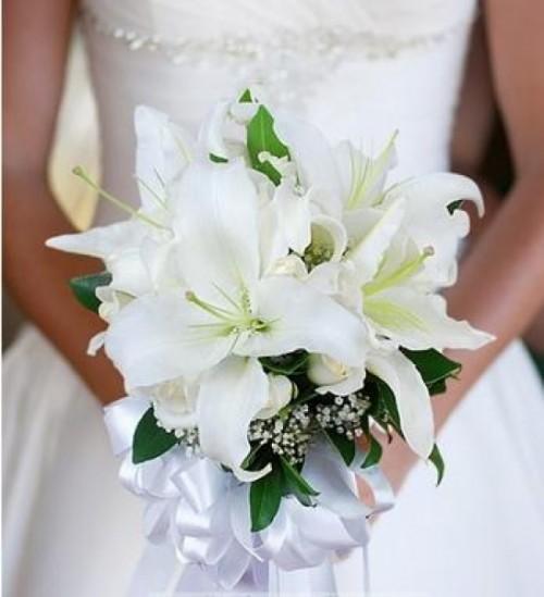 свадебный букет фото 31