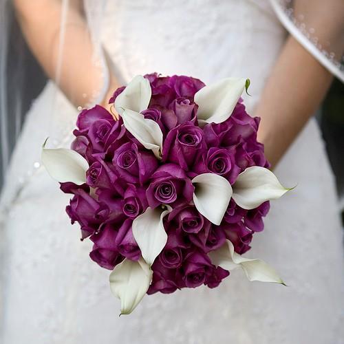 свадебный букет фото 6