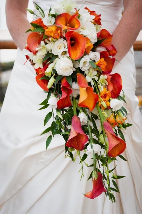 свадебный букет фото 28