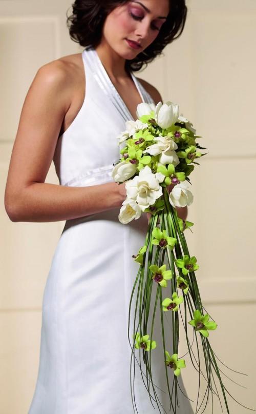 свадебный букет фото 24