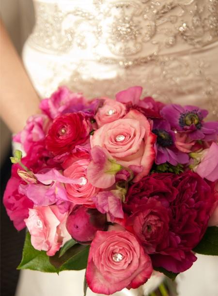свадебный букет фото 18