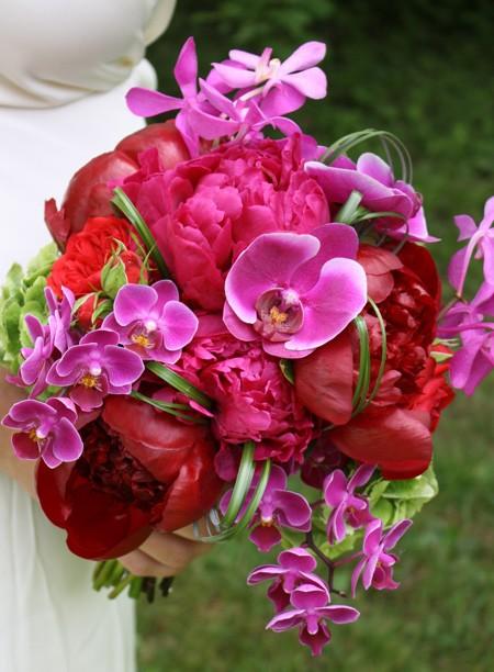 свадебный букет фото 19