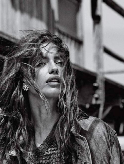 Ирина Шейк фото 8 Vogue 2017