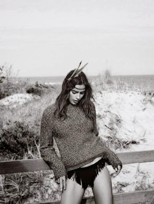 Ирина Шейк фото 10 Vogue 2017