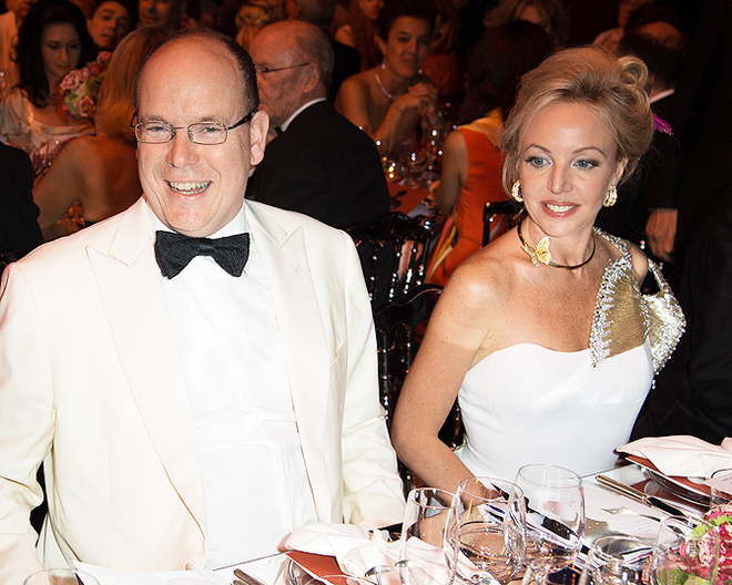 66th Monaco Red Cross Ball Gala - Dinner