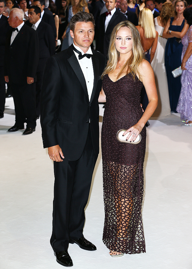 66th Monaco Red Cross Ball Gala arrivals