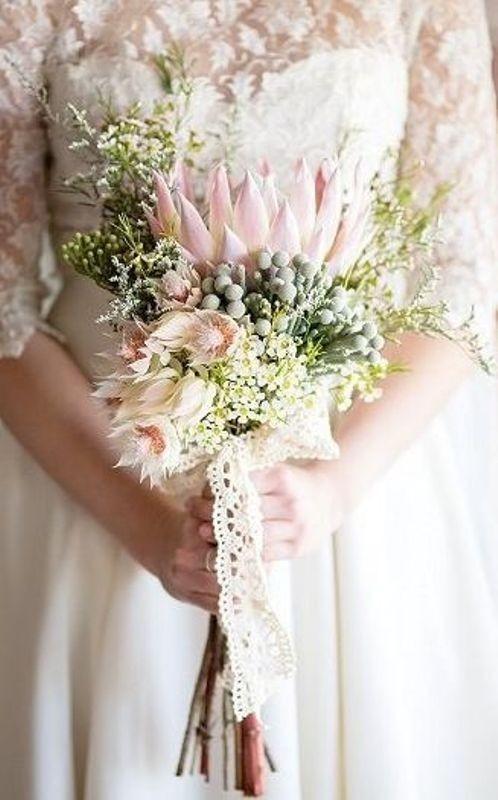 свадебный букет 2019 фото 15