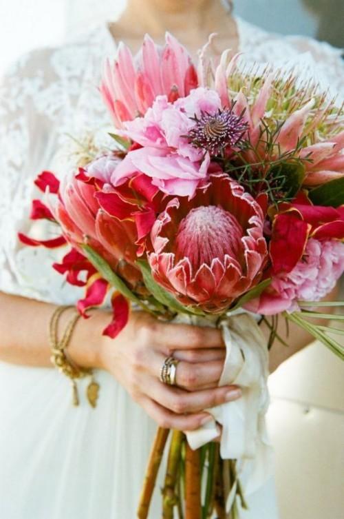 свадебный букет 2019 фото 36