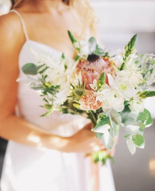 свадебный букет 2019 фото 28