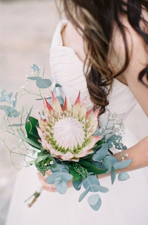 свадебный букет 2019 фото 35
