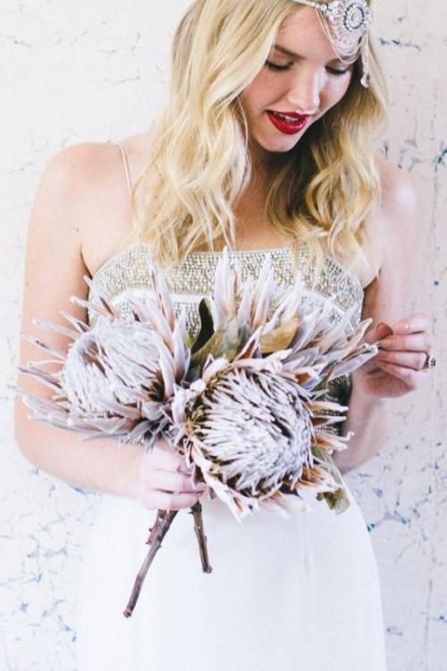 свадебный букет 2019 фото 24