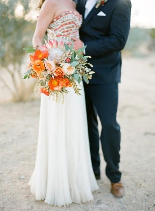 свадебный букет 2019 фото 21