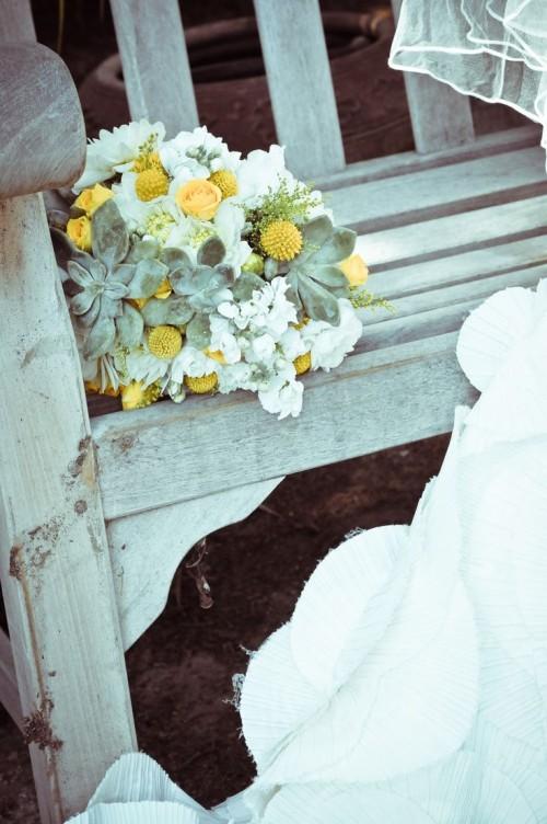 оригинальные свадебные букеты фото 11