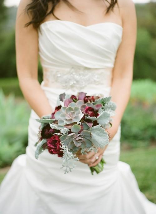 оригинальные свадебные букеты фото 28