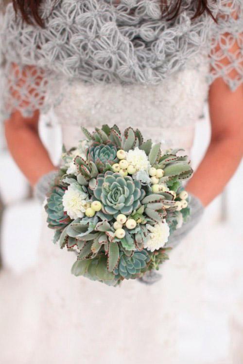 оригинальные свадебные букеты фото 5