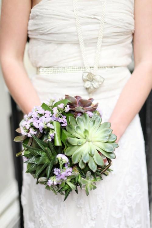 оригинальные свадебные букеты фото 35
