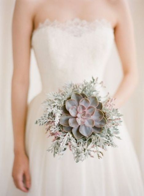 оригинальные свадебные букеты фото 3