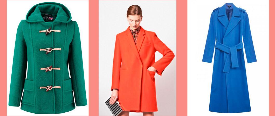Модные пальто: осенний тренд 2017