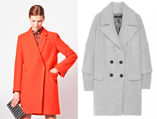 модное пальто осень 2018 фото 1
