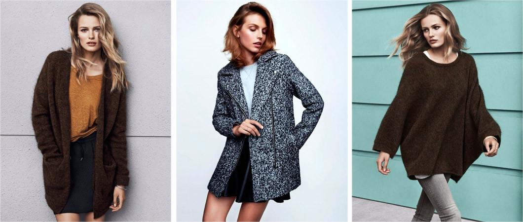 Осенняя мода от H&М (Коллекция осень 2018)