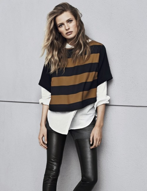 коллекция H&М осень 2018 фото 16