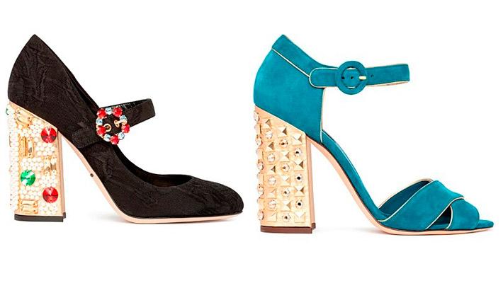 Dolce&Gabbana мокасины