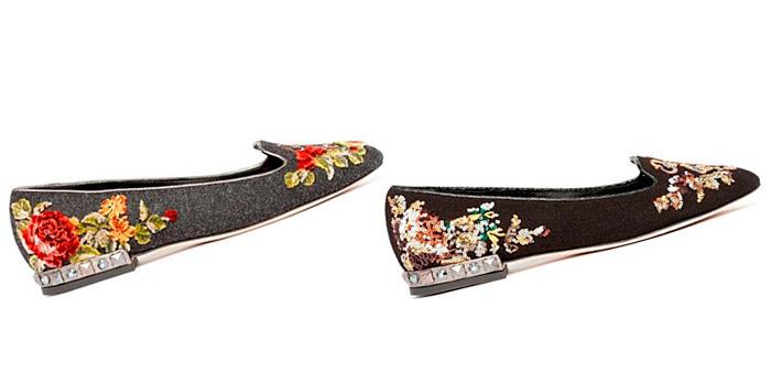 Dolce&Gabbana туфли на высоком каблуке