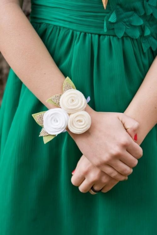 свадебная бутоньерка фото 4