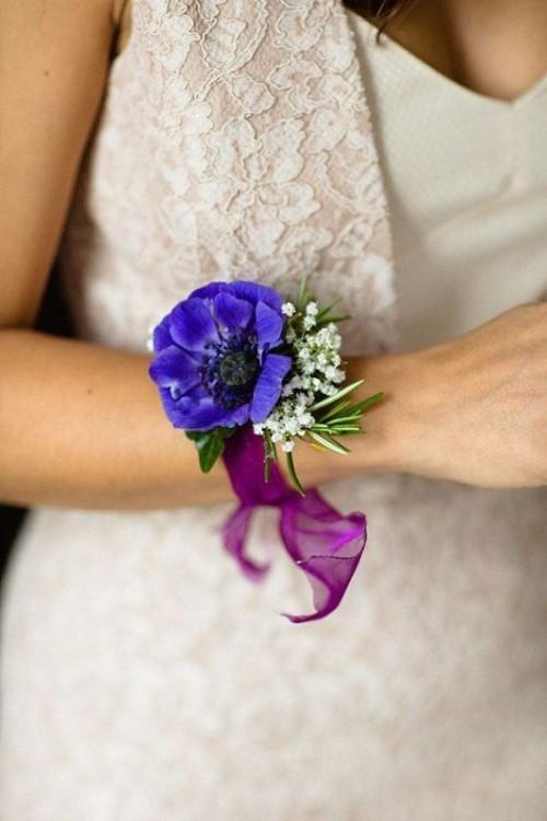 свадебная бутоньерка фото 3
