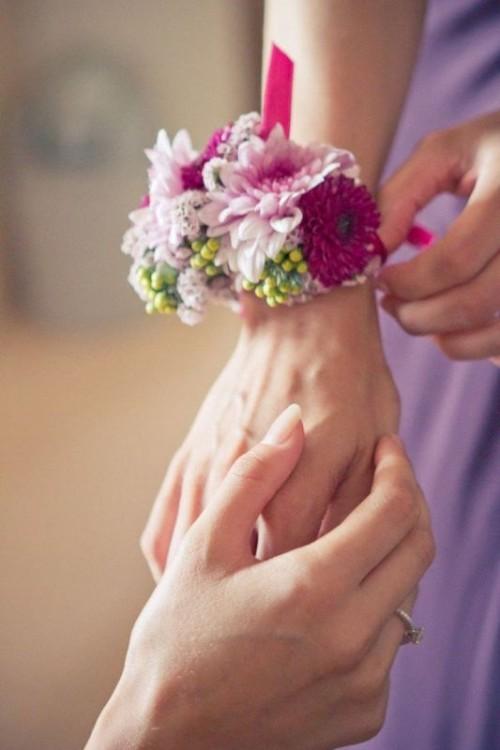 свадебная бутоньерка фото 15
