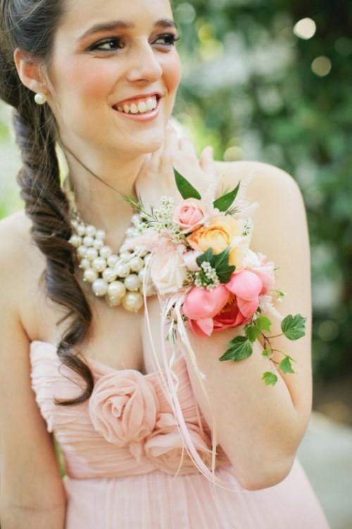 свадебная бутоньерка фото 18
