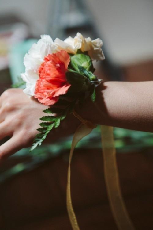 свадебная бутоньерка фото 8