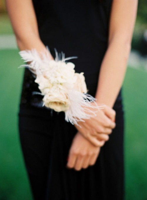 свадебная бутоньерка фото 2