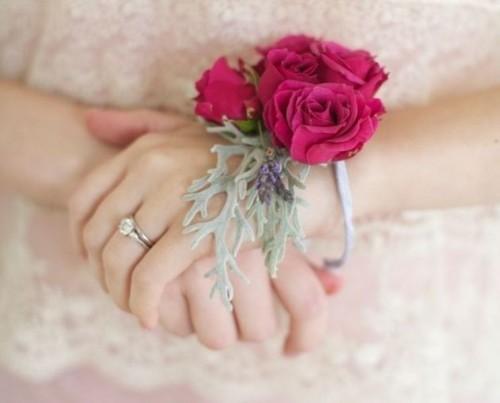 свадебная бутоньерка фото 13