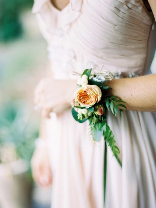 свадебная бутоньерка фото 14
