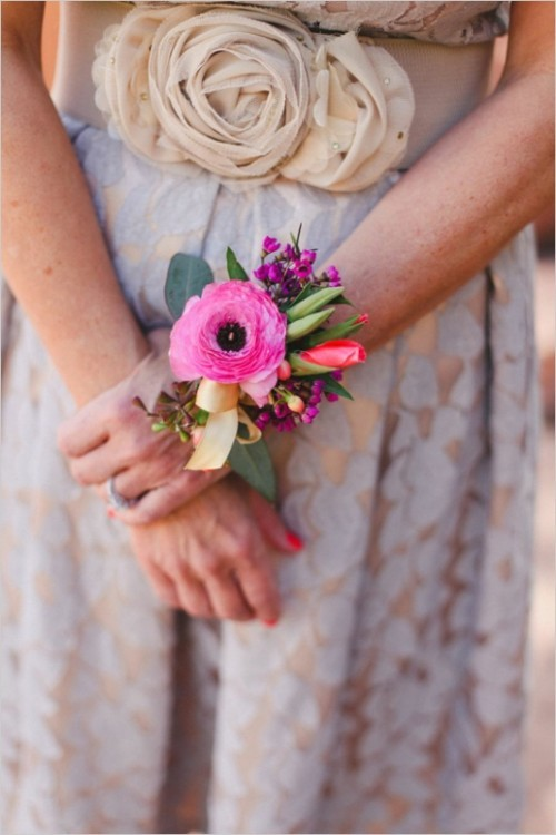 свадебная бутоньерка фото 1