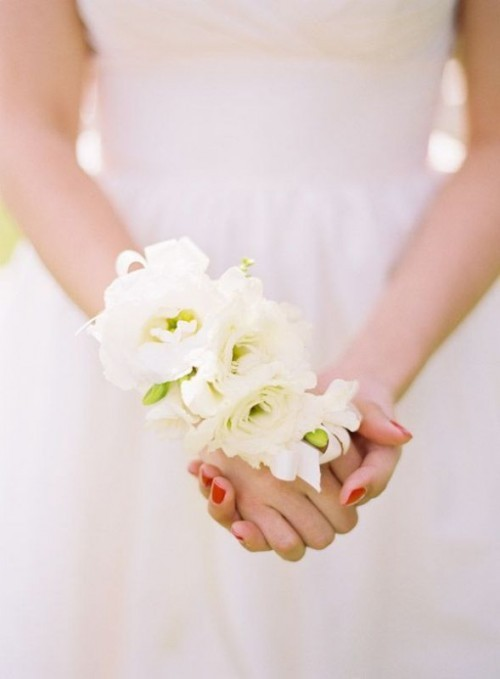 свадебная бутоньерка фото 22