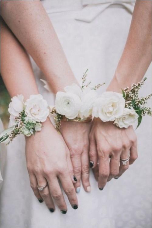 свадебная бутоньерка фото 25