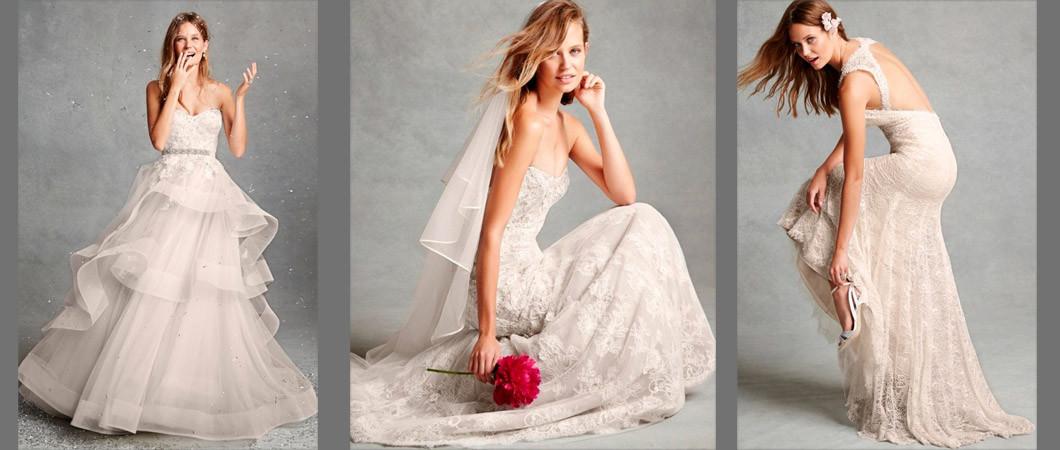 Свадебные платья 2019 от Моник Люлье (Monique Lhuillier)