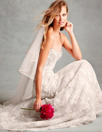 Свадебные платья 2017 от Моник Люлье (Monique Lhuillier)