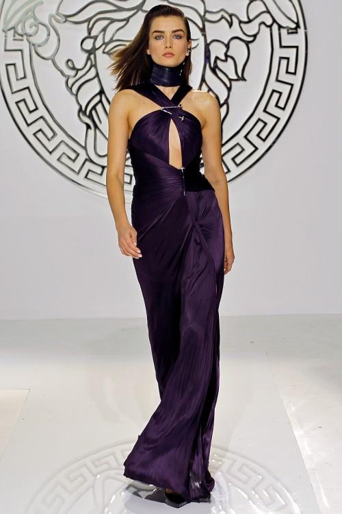Versace сиреневый цвет фото 1