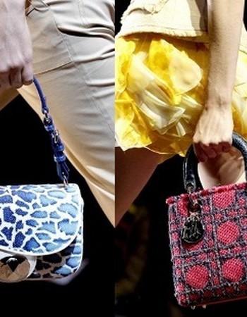 Креативные женские сумки от Burberry