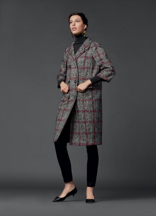 димисезоное пальто Dolce&Gabbana