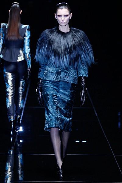меховое куртка пальто Gucci