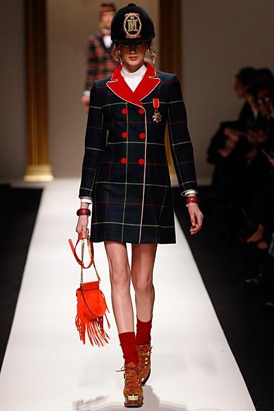 пальто Moschino фото 1