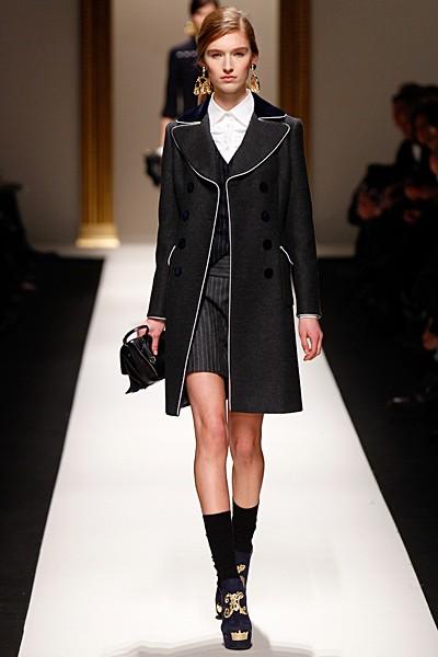 пальто Moschino фото 2