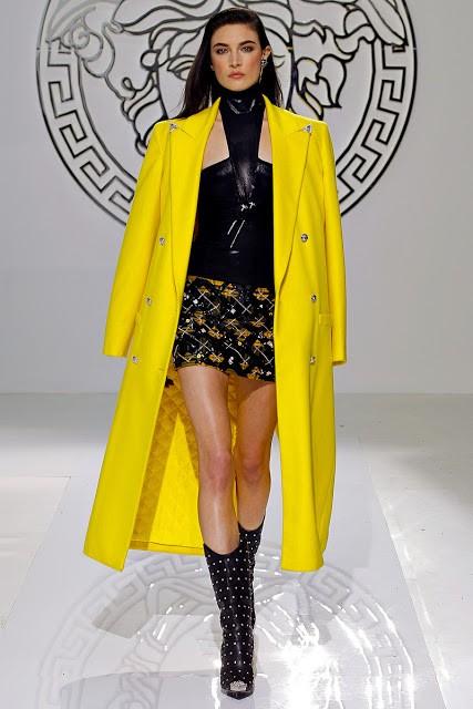пальто Versace фото 2